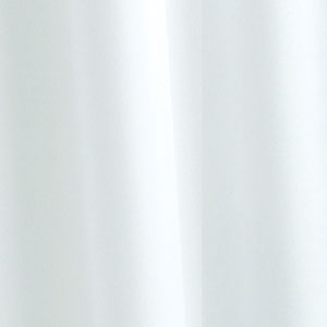 Croydex PVC Shower Curtain White or Cream