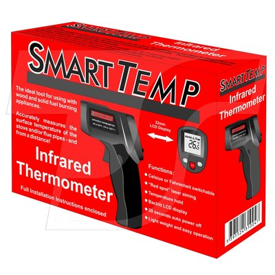 SMARTTEMP DIGITAL INFRARED THERMOMETER