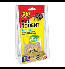 Big Cheese Anti Rodent Scent Sachets STV401