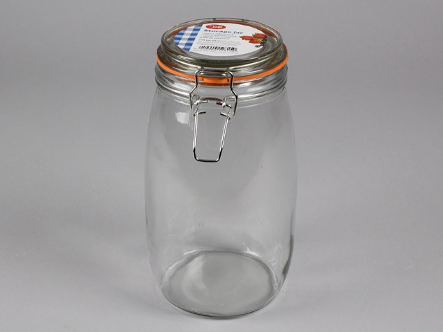 Tala Food Preserving Jars 950ML Air Tight with Clamp