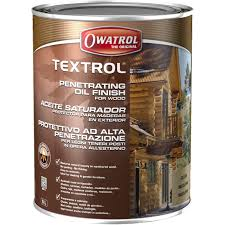 Owatrol Textrol Penetrating Oil Finish for Wood 1L or 5L
