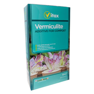Vitax Vermiculite Additive For Compost 10Lt