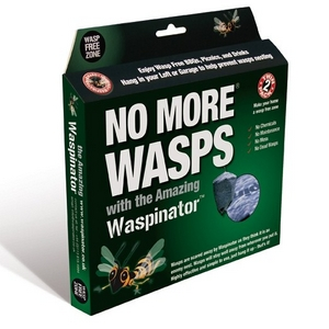 Waspinator The Eco Way to Ensure A Wasp Free Zone 2 Pack