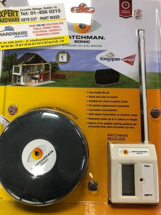 Kingspan Watchman Sonic Ultrasonic Oil Level Monitor