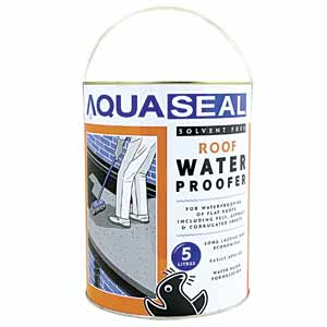 Solvent Free Roof Water Proofer 5L