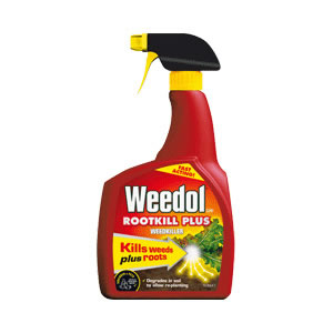 Scotts Weedol Root Kill Ready to Use Weedkiller 1L Spray