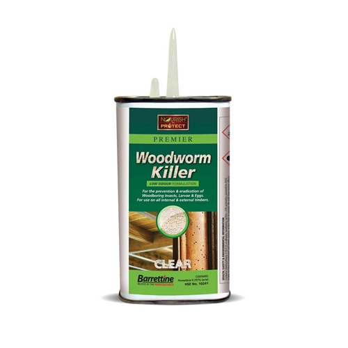 Barretine Woodwork Killer Assorted Sizes