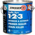 Zinsser Bulls Eye 123 Primer Undercoat