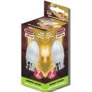 Eveready 7w - 35w Soft Lite Mega Candle E14 or B22