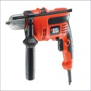 Black and Decker 710w Hammer Drill BDKR714CRES
