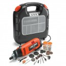 RT650KA Wizard Multitool Kitbox 90W 240V Black and Decker