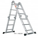 Hinged Combination Ladder Multi Position 12 Foot