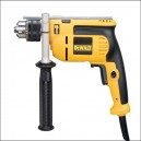 Dewalt Percussions Drills 650W and Kitbox DEWD024K