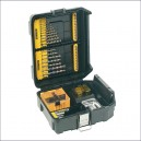 Dewalt DT9281 Mini MAC Masonry and Metal Drilling Kit Set of 63