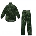 DIC10050LG Green Vermont Waterproof Suit