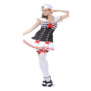 Darling Sailor Fancy Dress Costume