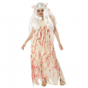 Dead Bride Fancy Dress Costume White Or Black