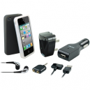 Dexim 7 in 1 Bundle Pack iPhone iPod Charger and Accessories