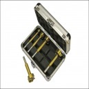 FAIFORSET5 Faithfull Forstner Bit Set 5 Piece in Aluminium Case