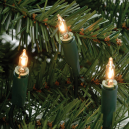 Christmas Tree Fairy Lights Colour or Clear Assorted Sizes