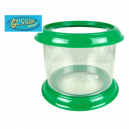 Gussie Goldfish Bowl and Lid