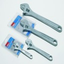 Hilka Adjustable Wrench Assorted Sizes