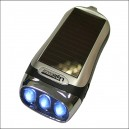 Solar Powered Torch with Pull Cord  L-H3LEDPULL
