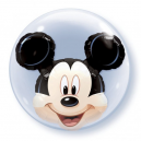 Qualatex Double Bubble Micky Mouse Balloon