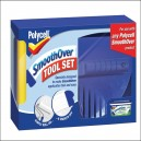 Polycell Smooth Over Tool Set