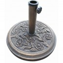 BB-UB105 9KG CAST IRON EFFECT PARASOL BASE