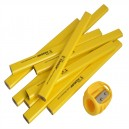 XMS16PENCILS Hanson 10 Pack Pencils and Sharpener