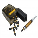 MS16TORSION DEWALT Extreme Impact Torsion Bits and Holder