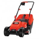 Black and Decker EMAX32S 1200W 32cm Electric Lawnmower