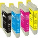 Brother DCP-130c 770CW MFC Ink Cartridges x 4