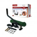 De Vielle Premium Complete Clothesline Winder Kit Dark Green