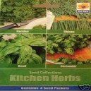 De Ree Herb Seeds 7 Assorted Varieties