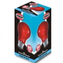Eveready 60w BC Fireglow Bulb
