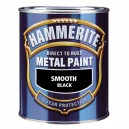 Hammerite Direct to Rust Smooth Finish Paint - 250ml or 750ml