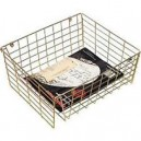 SupaHome Letter Cage Zinc plated