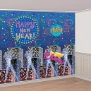 Happy New Year Giant Decorating Kit 8 inch x 12 inch