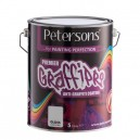 Petersons Premier Anti Graffiti Coating 5L Gloss or Matt