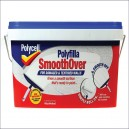 Polycell Smooth Over for Damaged or Textured Walls PLCSODTW5L