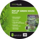 ProPlus Pop-up Green House Round