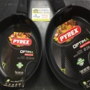 Pyrex Optima Frying Pan 22cm or 26cm
