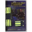Reflective Belt and Arm Strap
