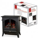 DeVille Traditional Electric Stove Log Fire DEF056310
