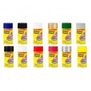 Supadec Spray Paint Assorted Colours