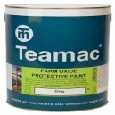 Teamac Farm Oxide 5L Assorted Colours