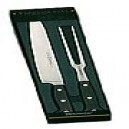 Tramontina Carving Knife and Fork Set 2 Piece