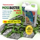 Wes Chem Moss Buster 4 in 1